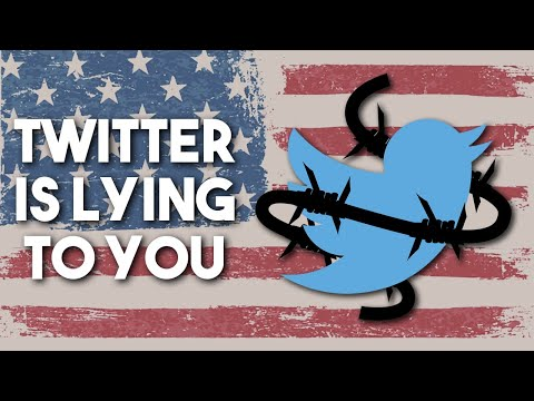 Twitter spreads nonstop US gov't paid propaganda, while falsely claiming it bans state media ads
