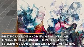 Expositie 'Denk aan mij' in stadhuis Waalwijk