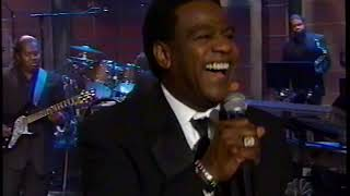 Al Green - Perfect to Me (Live on Leno)
