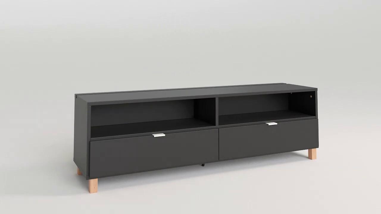 Simple Large TV Unit