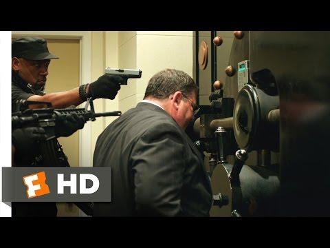 American Heist (2014) - The Bank Robbery Scene (5/10) | Movieclips