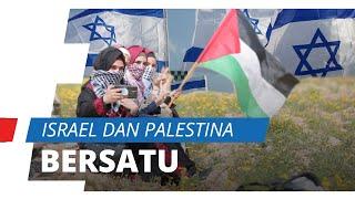 Kabar Baik, Israel dan Palestina Bersatu Melawan Pandemi Virus Corona
