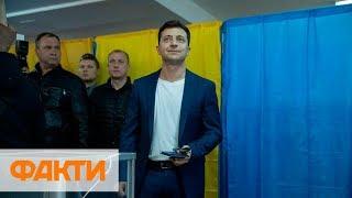 Что пишут иностранные СМИ о победе по экзит-полу Владимира Зеленского