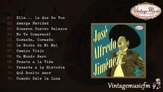 José Alfredo Jiménez.  Colección Mexico Rancheras #3 (Full Album/Álbum Completo)