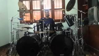 "Anthrax: - Finale - ""Drum Cover"""