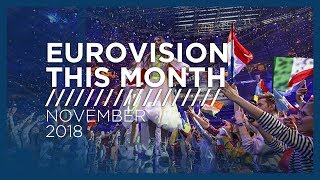 Eurovision This Month: November 2018