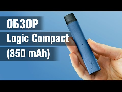 Электронный испаритель Logic Compact (350 mAh) - видео 1