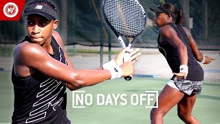 14-Year-Old Is The Next SERENA WILLIAMS   Coco Gauff Highlights