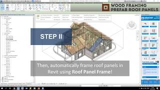 Wood Framing Roof 2019 | Revit | Autodesk App Store