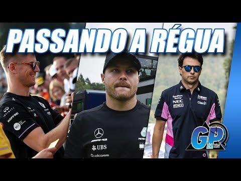 Faz sentido Bottas ficar na Mercedes e Ocon ir para Renault | GP às 10