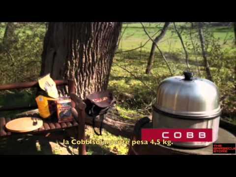 Barbacoa Cobb Grill