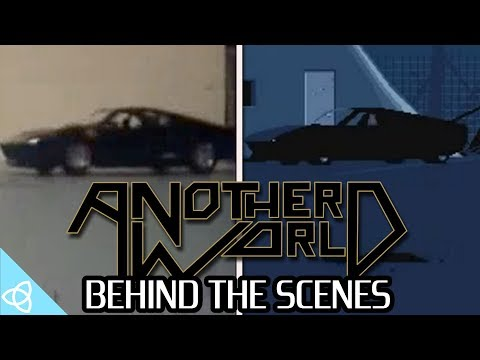 Behind the Scenes - Another World / Out of this World [Making of]
