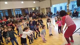 Animación infantil en las Fiestas de Sant Genís de Palafolls