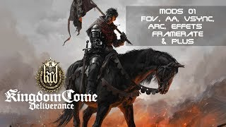 Kingdom Come Deliverance guide moding 01