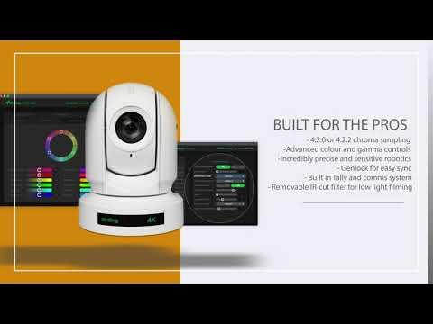 P400 | PTZ NDI Camera - Need to Know