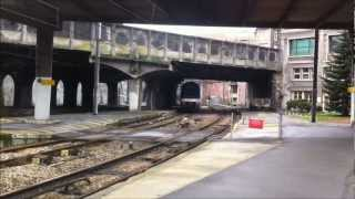 preview picture of video 'Retrospective ferroviaire gare d'Amiens'