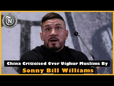 Sonny Bill Williams Rugby star latest to criticize China over Uighurs