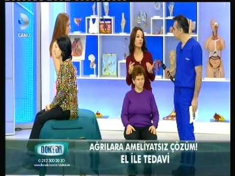 Boyun, Sırt ve Bel Ağrılarının El ile Tedavileri - Op. Dr. Neşe Stegemann