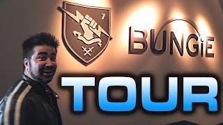 BUNGIE STUDIOS TOUR w/ AngryJoe, Suddoths, NextGenTactics, Datto