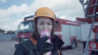 Tiger Challenge: Berenika Kohoutová plní výzvu!