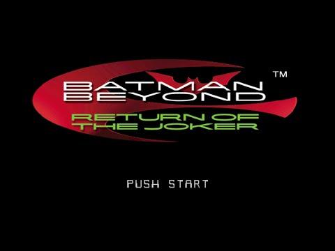 batman beyond - return of the joker sony playstation rom