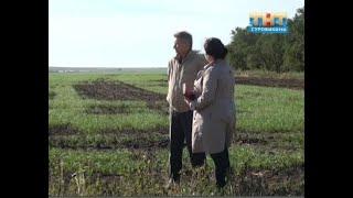 В КФХ Суровикинского района близится к завершению сев озимых