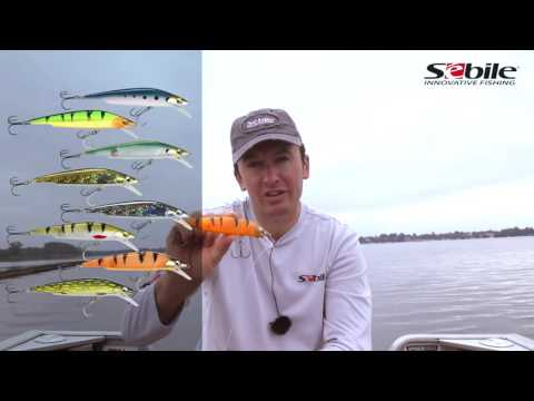 Sebile Swingtail Minnow 127 FL videó