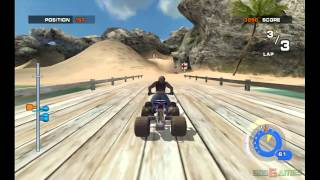 ATV Quad Power Racing 2 - Gameplay Xbox HD 720P