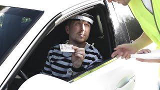 Kai sustabdo policija 2 | TIPAI