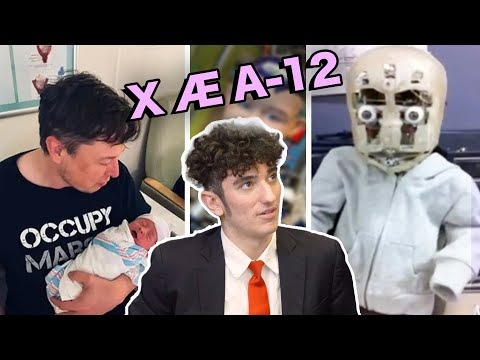 We Figured Out What Elon Musk's Baby Name Means X Æ A-12