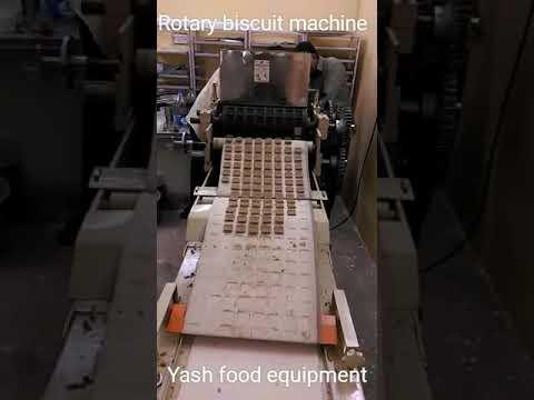 Rotary Biscuit Machine