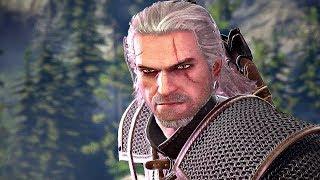 Soul Calibur 6 - Geralt Boss Fight (Story Mode Cutscene)