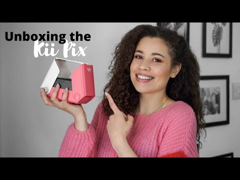 My Top 10 Tips for Using the KiiPix! + Unboxing| EBONI + IVORY