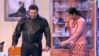 КВН Русский рок в обычной семье