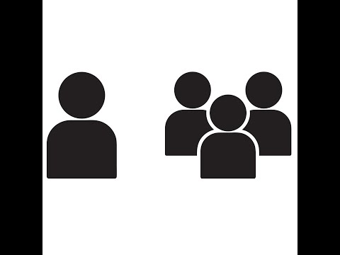 How to Create Simple people icons vector in illustrator - Free Online Tutorials
