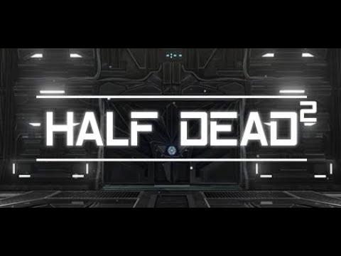 DE JUN玩Half dead2~ 過關了!
