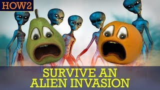 HOW2: How to Survive an Alien Invasion