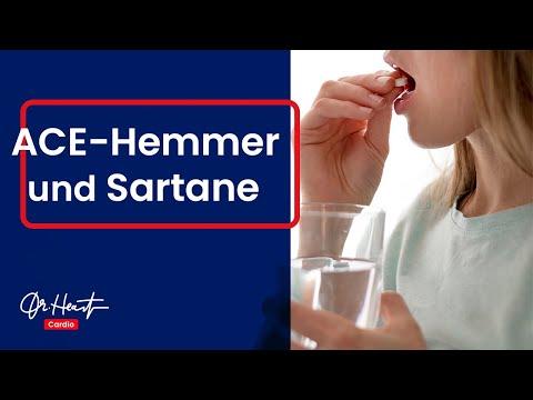 Lesen Sie mehr über RAAS-Hemmer (ACE-Hemmer und Sartane)