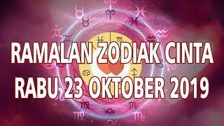 Ramalan Zodiak Cinta Rabu 23 Oktober 2019