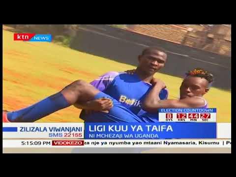 Mchezaji wa klabu ya Sofapaka Omar Kasumba atafakari kugeuza uraia wake