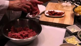 Bacon & Mozzarella Stuffed Meatball Recipe  eHow