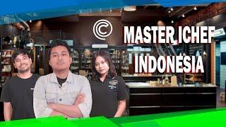 DIARY CLOUDRUN: Master ICheef Indonesia