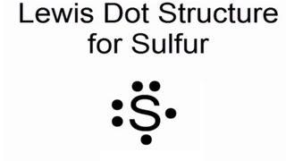 valence electrons in sulfur - मुफ्त ऑनलाइन