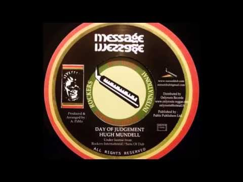 HUGH MUNDELL – Day Of Judgement [1978]