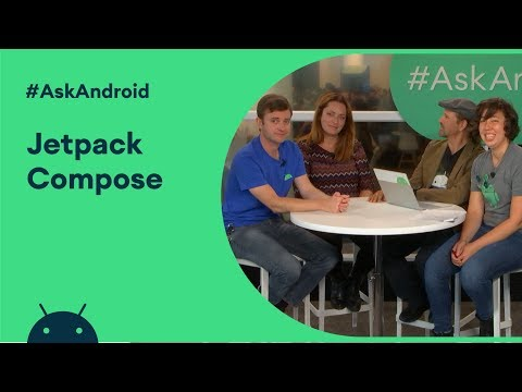 #AskAndroid at Android Dev Summit 2019 - Jetpack Compose