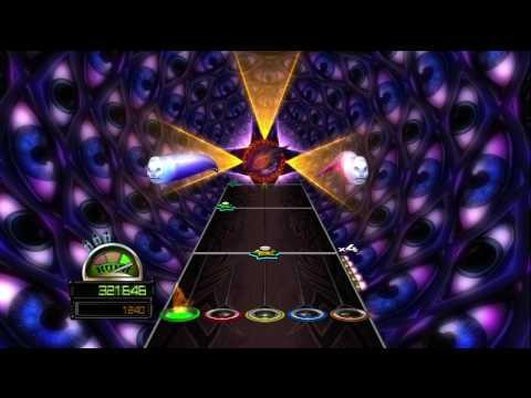 GHWT Guitar Hero World Tour Vicarious Bass 100% FC 1st Place