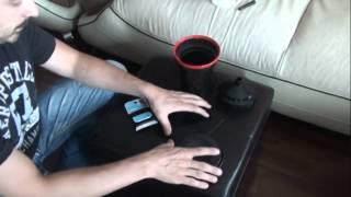 Developing sheet film   taco method