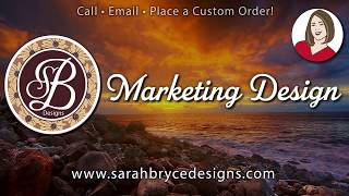 Sarah Bryce Designs - Video - 3