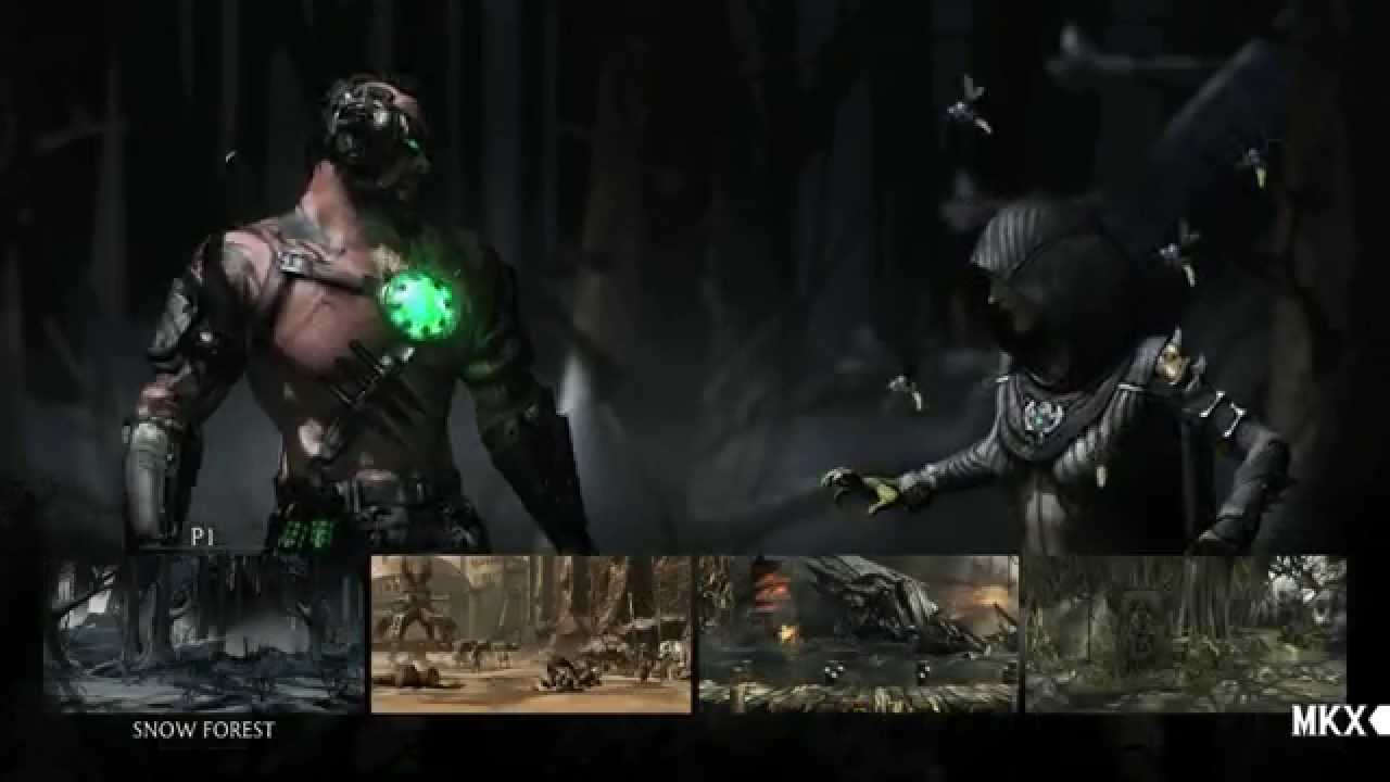 Диск Mortal Kombat X (Blu-ray, Russian version) для PS4 (2217088) video preview
