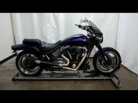 2004 Yamaha Road Star Warrior® in Eden Prairie, Minnesota - Video 1